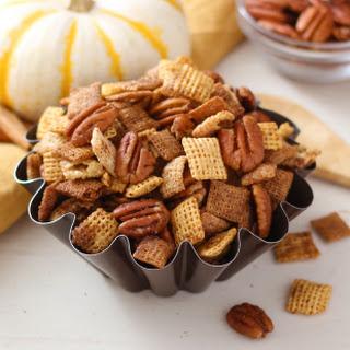 Pumpkin Spice Chex™ Mix Recipe