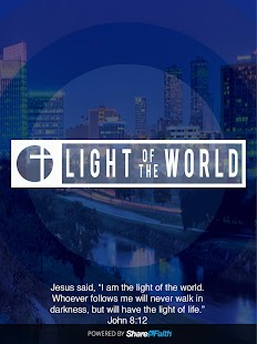 Light of the World App- screenshot thumbnail