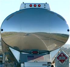 Photo: Truck mirror