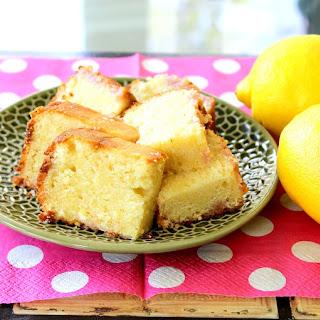 Really Lemon Buttermilk Cake Recipe