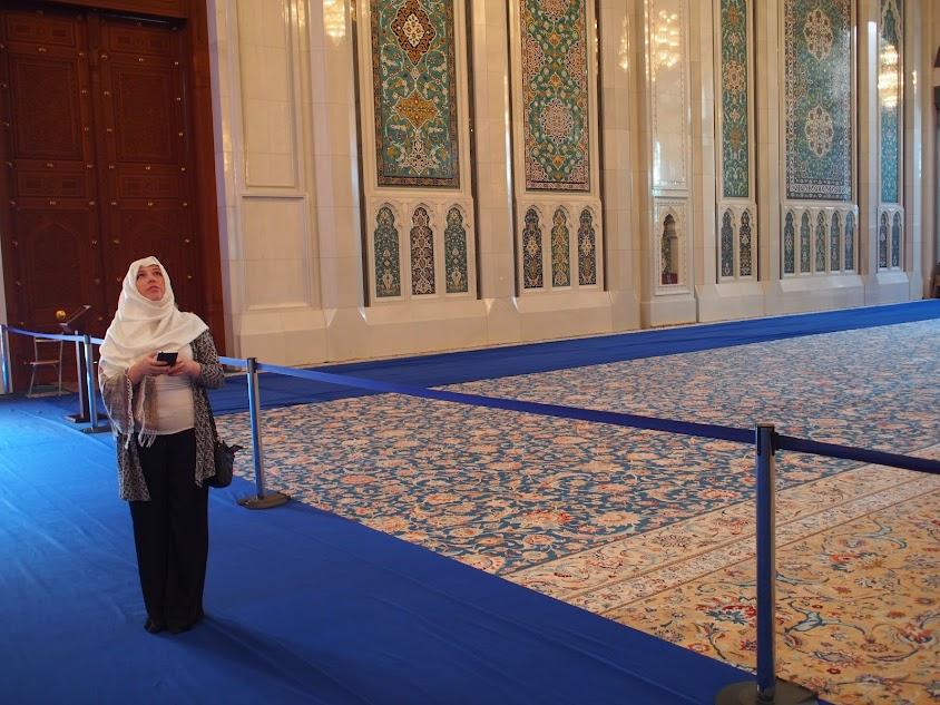 grand mosque oman 8
