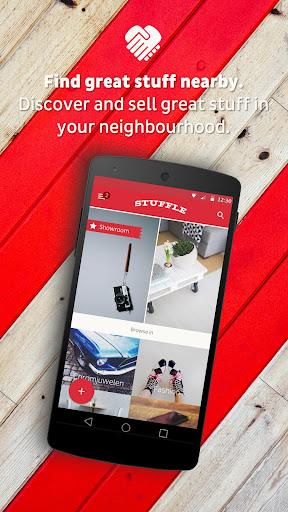 STUFFLE the mobile flea market