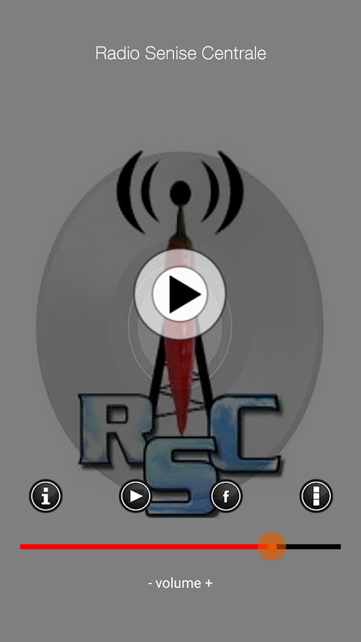 Radio Senise- screenshot