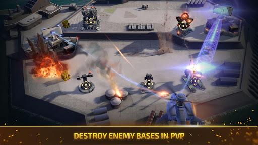 Code Triche War Strike: Gunship Assault APK MOD (Astuce) screenshots 2
