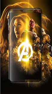 App Wallpaper Superheroes HD, Full HD, 4k APK for Windows Phone