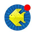 Origami Fish And Paper Aquatic Animals icon