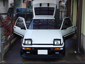 スプリンタートレノ AE86 昭和59年式GT-APEXのカスタム事例画像 おしーんさんの2020年12月31日16:09の投稿