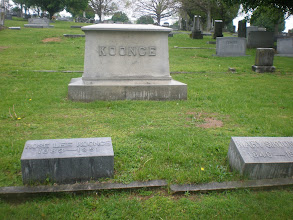 Photo: Koonces at Rose HIll Cemetery
