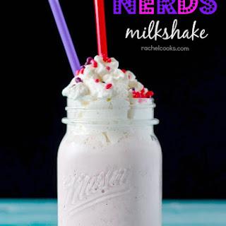Nerds Milkshake
