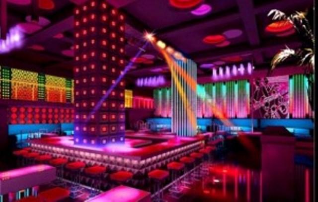 LED đúc sử dụng trong quán karaoke