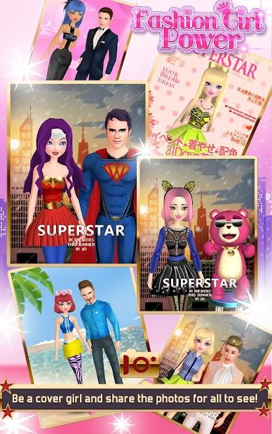Fashion Girl Power screenshot 11