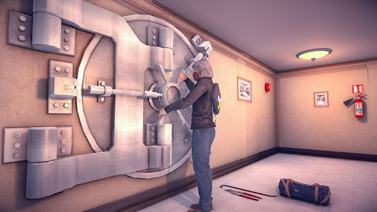 Heist Thief Robbery- Grand Bank Robbery Games 3D 3