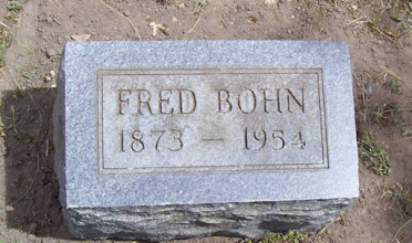Photo: Bohn, Fred