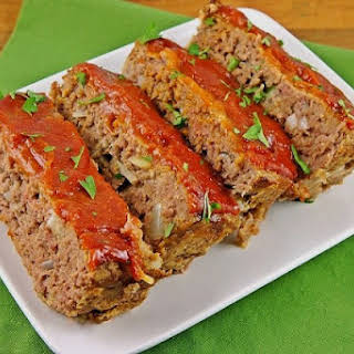 Healthy Meatloaf with Turkey and Quinoa - Gluten-Free, No Added Sugar!.