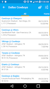 Sports Calendar- screenshot thumbnail
