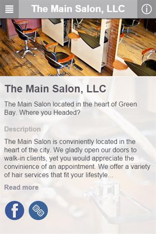 The Main Salon LLC