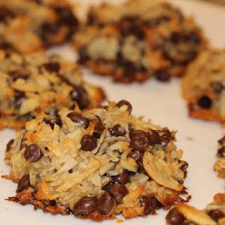Paleo Almond Joy Cookies.