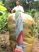 Photo: Guide bag carry you food-3 Days Nam Ha Jungle Camp in Luang Namtha, Laos