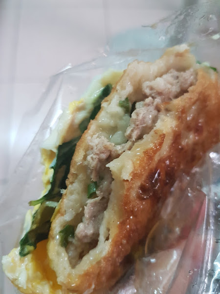 大武町阿霞 蔥肉餅