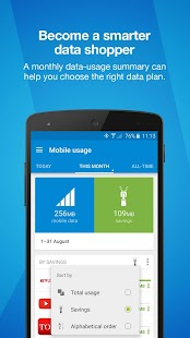 Opera Max - Data saving app Screenshot 7