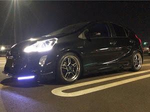 アクア  Style black 特別仕様車 H28 中期のカスタム事例画像 ダニエルさんの2021年07月23日20:34の投稿