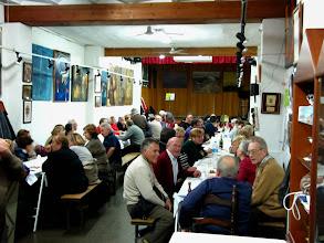 Photo: Aspècte del saló d'actes.