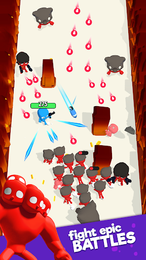 Code Triche Shoot n Loot: Action RPG APK MOD screenshots 1