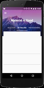 MaterialViewPager screenshot 0