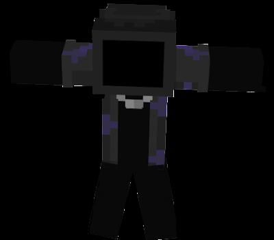 Tv man Dark version 2.0