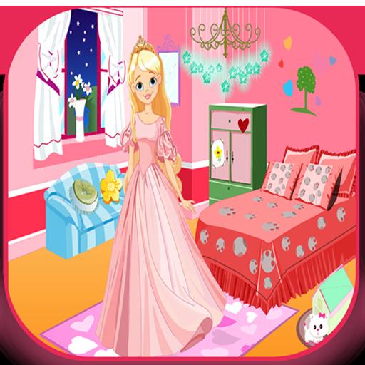 Room Decoration Game Princess