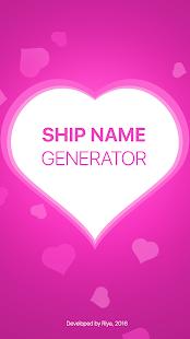 fandom ship names generator apps bei google play