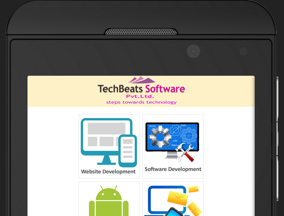 TechBeats Software Pvt. Ltd.- screenshot