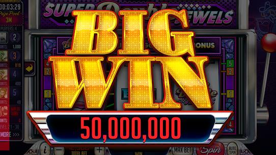 Vegas Downtown Slots™ – Slot Machines & Word Games 5