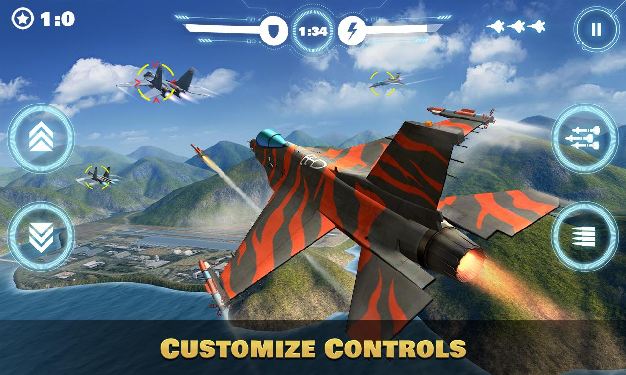 Ace Force: Joint Combat- screenshot