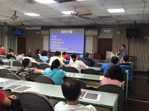 109教育優先區親職教育講座-陳信昭醫師分享過動症處理步驟