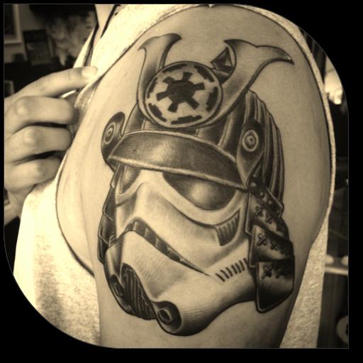 Samuraj Tetovaža Aplikacije Na Google Playu