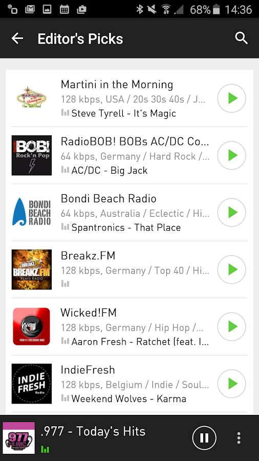 radio.net- screenshot