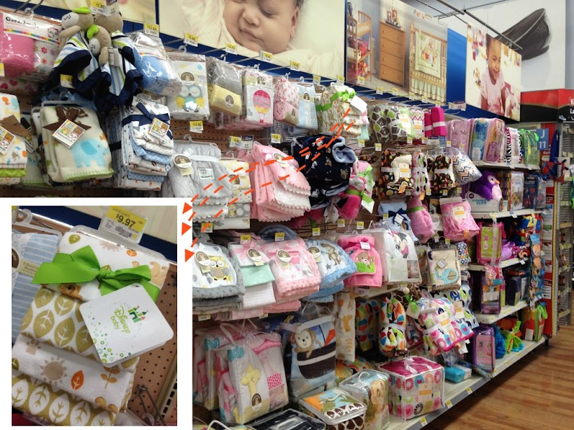 Disney Baby gear and gifts at Walmart