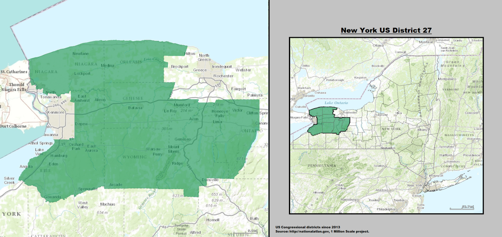NY 27th Special Election