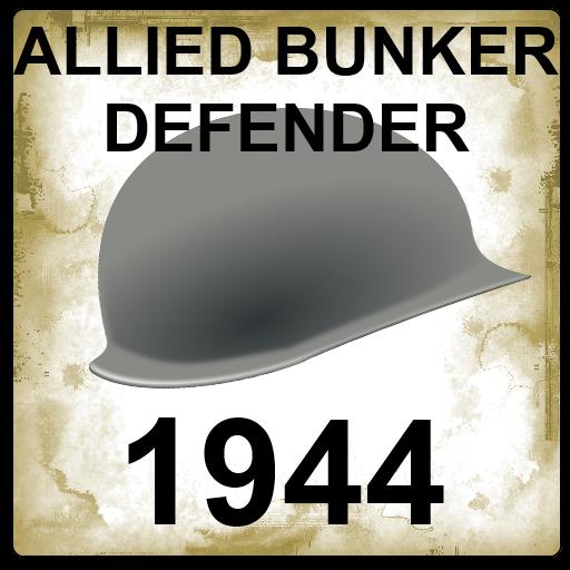 Allied Bunker Defender 1944 動作 App LOGO-硬是要APP