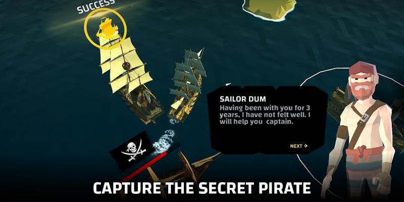 Pirate world Ocean break Screenshot 5