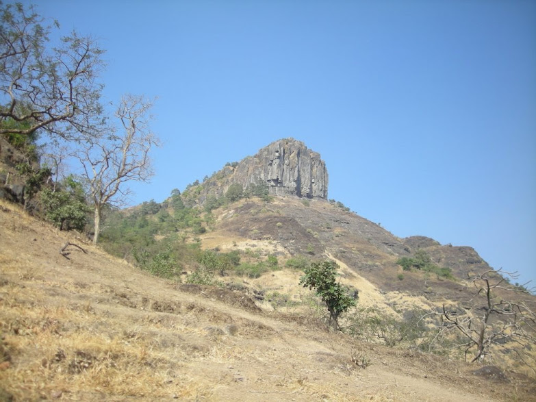 Top of Gambhirgad