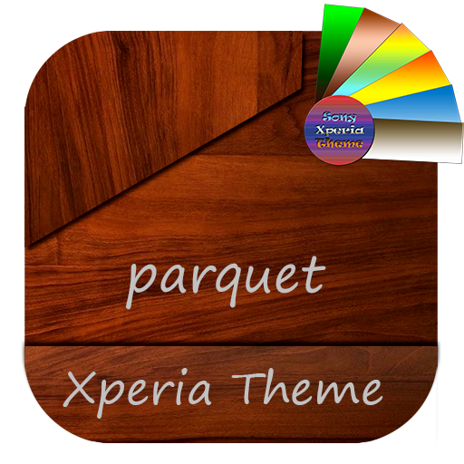 parquet | Xperia™ Theme