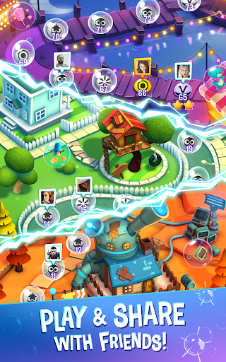 Bubble Genius - Popping Game! android2mod screenshots 9
