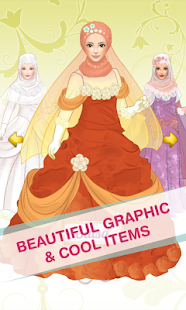 Play Wedding Dress Up And Make Up : Hijab Wedding Dress Up - Android Apps on Google Play