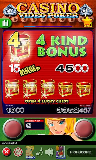 Casino Video Poker screenshots 4