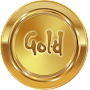 Gold Pro - Icon Pack APK icon