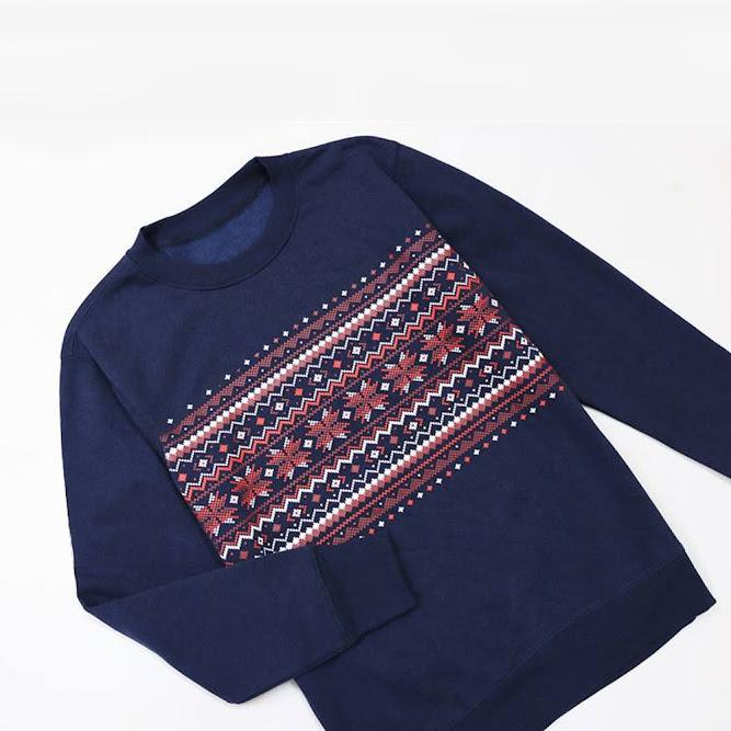 áo khoác nỉ nam chất cực đẹp mặc ấm áp