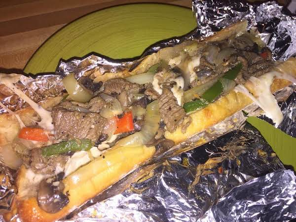 Flavorful Philly Cheesesteak Recipe