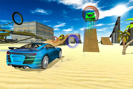 Download Extreme Stunts Tracks: Stunt Car Driving Games 19 For PC Windows and Mac apk screenshot 3